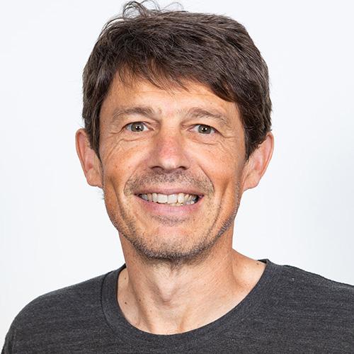 Prof Etienne Barnard